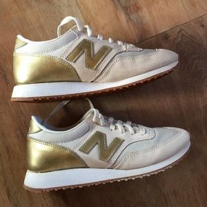New Balance for J. Crew 520 Sneakers, size 5